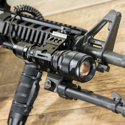 LM500 ELITE Tactical Flashlight